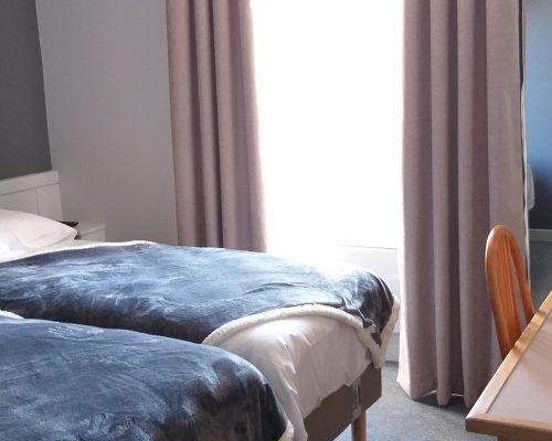 Rideaux Hotel Aveyron Lozere