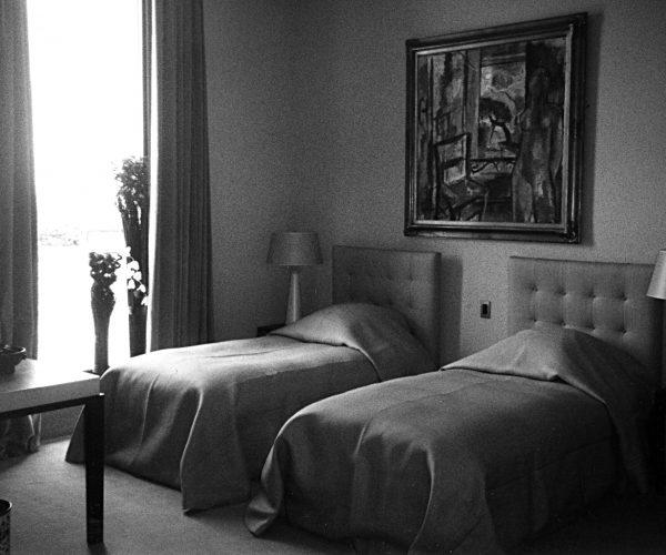 SEDENTaire tete de lit jumeaux