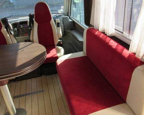 SEDENTaire camping car habillage sièges et banquettes Aveyron Lozere