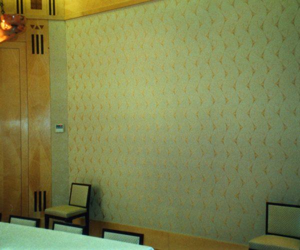 tenture murale tissu tendu toile tendue imprimée image